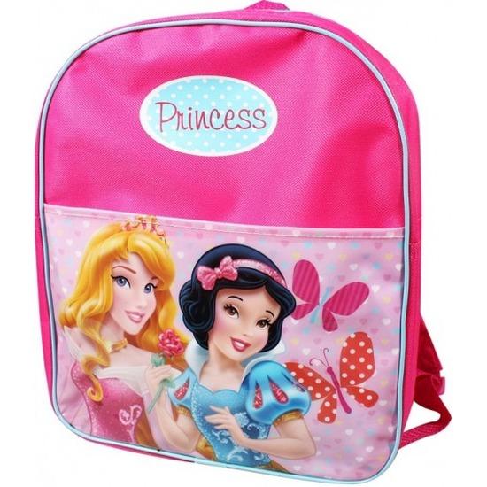 54ba5d7a0e3 Roze Disney Princess rugtas voor maar € 4.95 bij Viavoordeel